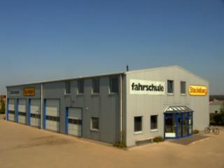 Unsere Ausbildungshalle in Hemmingen